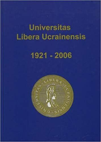 Universitas Libera Ucrainensis 1921-2006